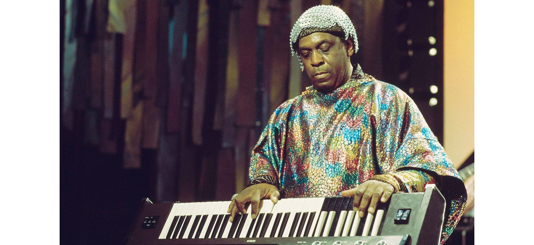Musical Legend Sun Ra Goes Solo