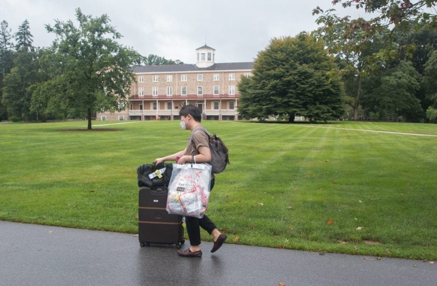 Haverford Welcomes Class of 2024, Starts New Semester