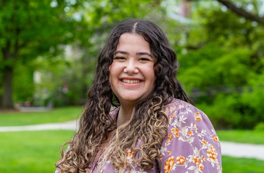 What They Learned: Claudia Ojeda Rexach '21