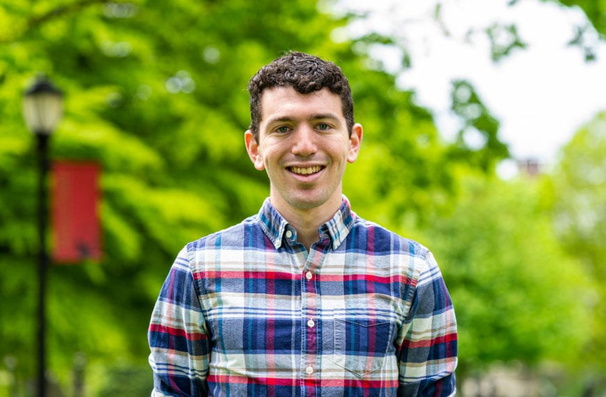 What They Learned: Kevin Kaufman '21