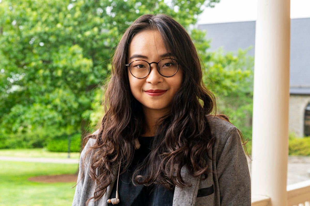 What They Learned: Yvonne Yan '21